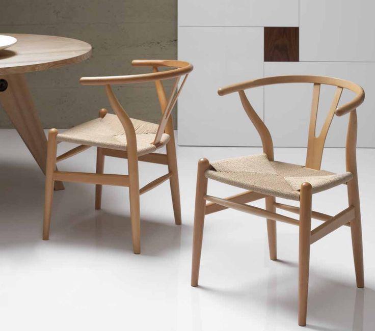 Stol modell Y. www.mirame.no #stol #mirame #interior #interiør #spisestue #kjøkken #kjøkkenstoler #spisestuestol #design #nettbutikk #interiørpånett #hus #hjem #tre #Y