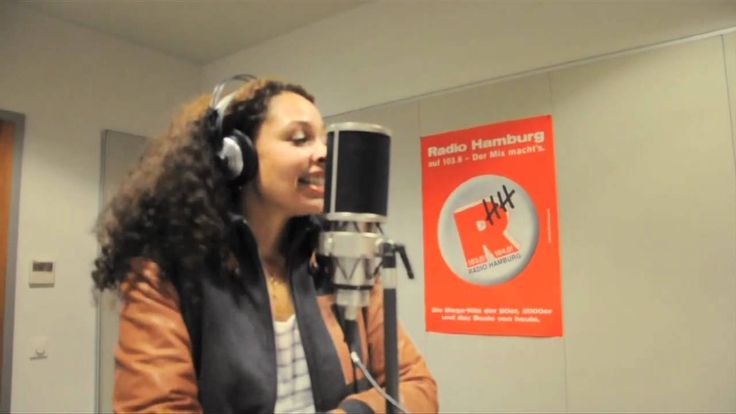 Joy Denalane - Fine and Melow (Live & Unplugged bei Radio Hamburg)