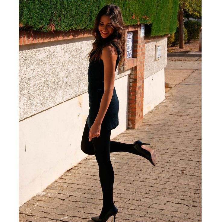 Little Black Dress con Stix Casual
