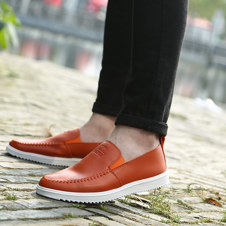 2017 Loafers for Men Boat Shoes Breathable Slip On Flats Casual Summer Men's Loafers Pea Driving Shoes zapatos hombre 43 44 45   #Affiliate