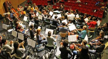 À Madrid, l'Orchestre des lycées français du monde fait ses gammes
