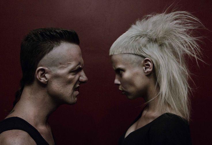 Die Antwoord, provocateurs auténticos de cape town.