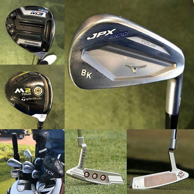 Brooks Koepka What's in the bag? (Link in bio) #golf #golfer