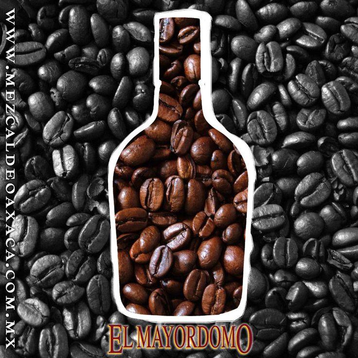 #Poster #Afiche #Licor de #Agave con Miel sabor #Cafe #coffee #Mayordomo #ElMayordomo #AusencioLeon #Mezcal