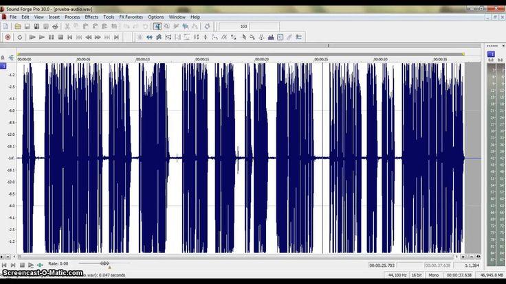 Cómo masterizar audio con Audacity