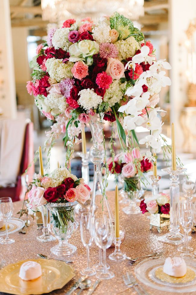 Paramithi, Cape Town, South Africa - pink and white wedding reception