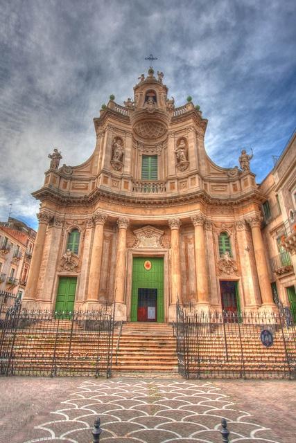 Catania, Sicily, Italy ... by eurodrifter, via Flickr