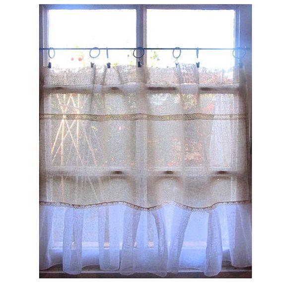 Best 25 Cafe Curtains Ideas On Pinterest: Best 25+ Kitchen Window Curtains Ideas On Pinterest