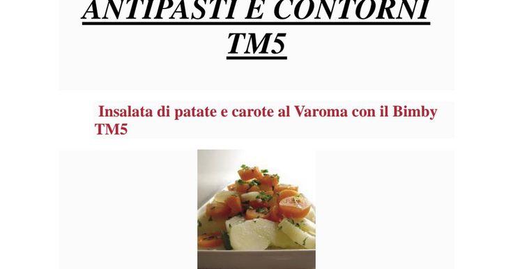 Antipasti e contorni ...TM5.pdf