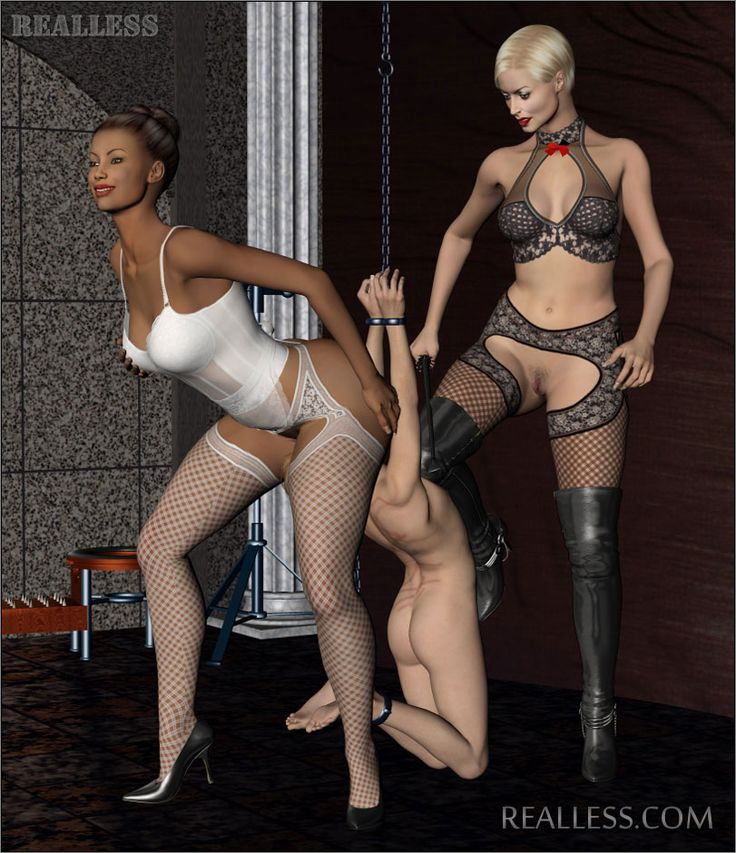Are very the good girls guide to female domination geile