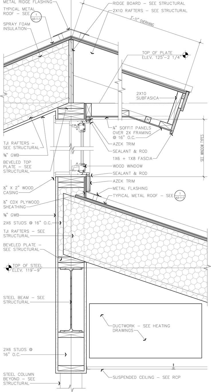 506 best images about construction details on pinterest for Roof plan drawing