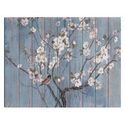 Coaster Furniture Flowers Under Night Sky Wall Art - 961022