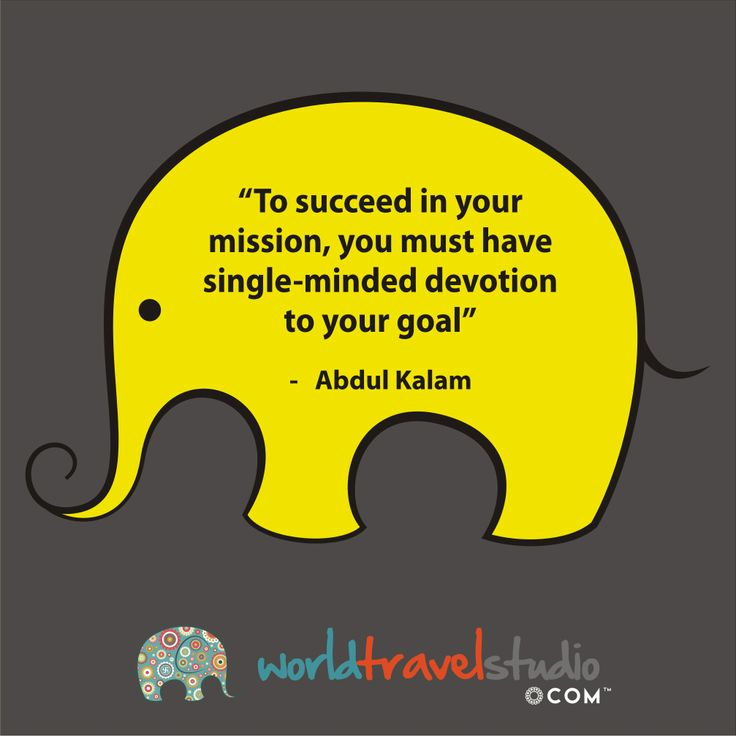 Quote by Mr. Abdul Kalam