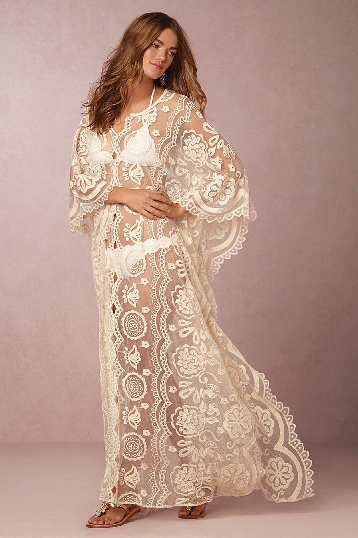 Bridal Style: BHLDN Swept Away Collection � Destination Wedding and Honeymoon Collection.