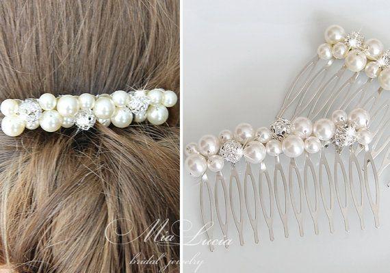 He encontrado este interesante anuncio de Etsy en https://www.etsy.com/es/listing/244764468/bridal-hair-comb-wedding-hair-comb-pearl