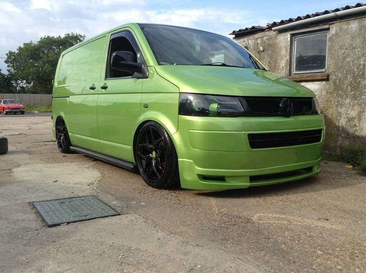 ABT Styling - Page 3 - VW T4 Forum - VW T5 Forum