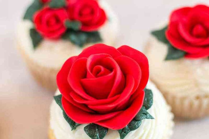 how to make fondant rose petals