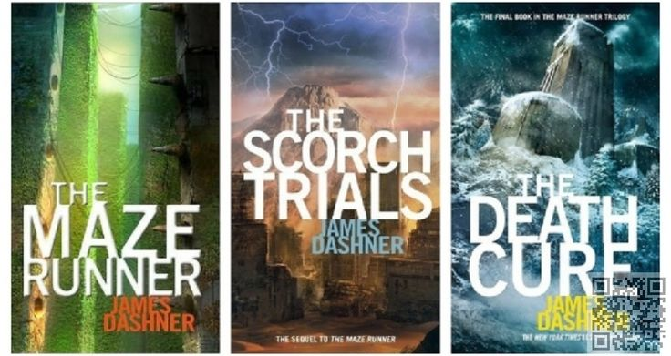 8. The Maze #Runner - 13 Book Series to Read if You #Loved the Hunger Games ... → #Movies #Hunger