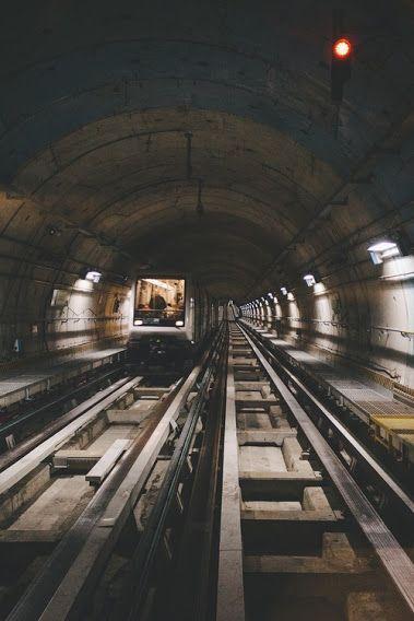 #turin metro tunnel