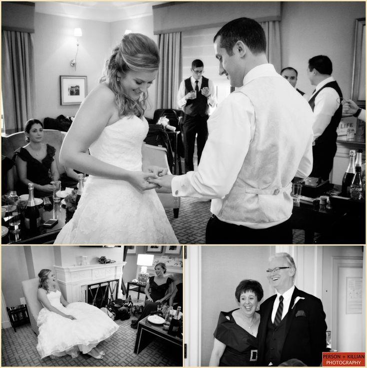 Fairmont Copley Plaza Boston wedding of Natalie   John
