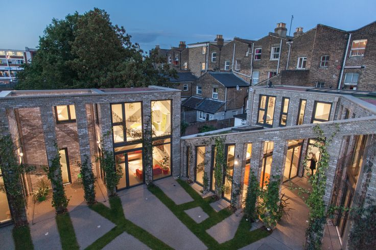 Gallery of Forest Mews / Stolon Studio Ltd - 8