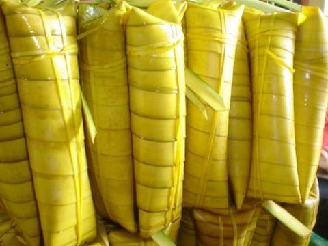 FILIPINO FOOD called SUMAN