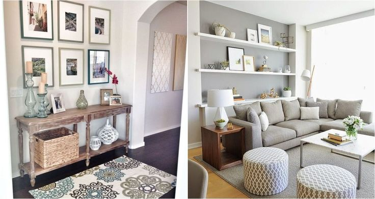 27 Ideas geniales para decorar las paredes de tu hogar
