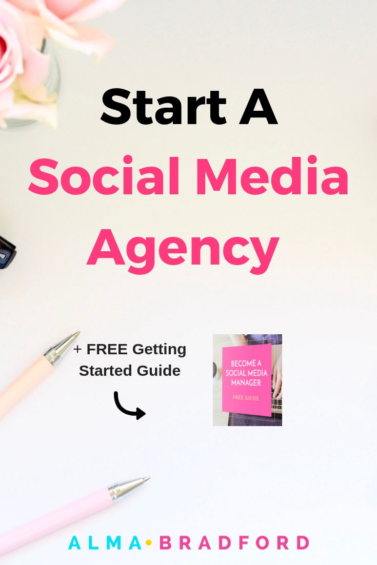 How to Start a Social Media Management Agency