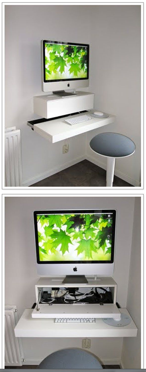 Rigged Ikea Ludvig Laptop Shelf Charging Station With A