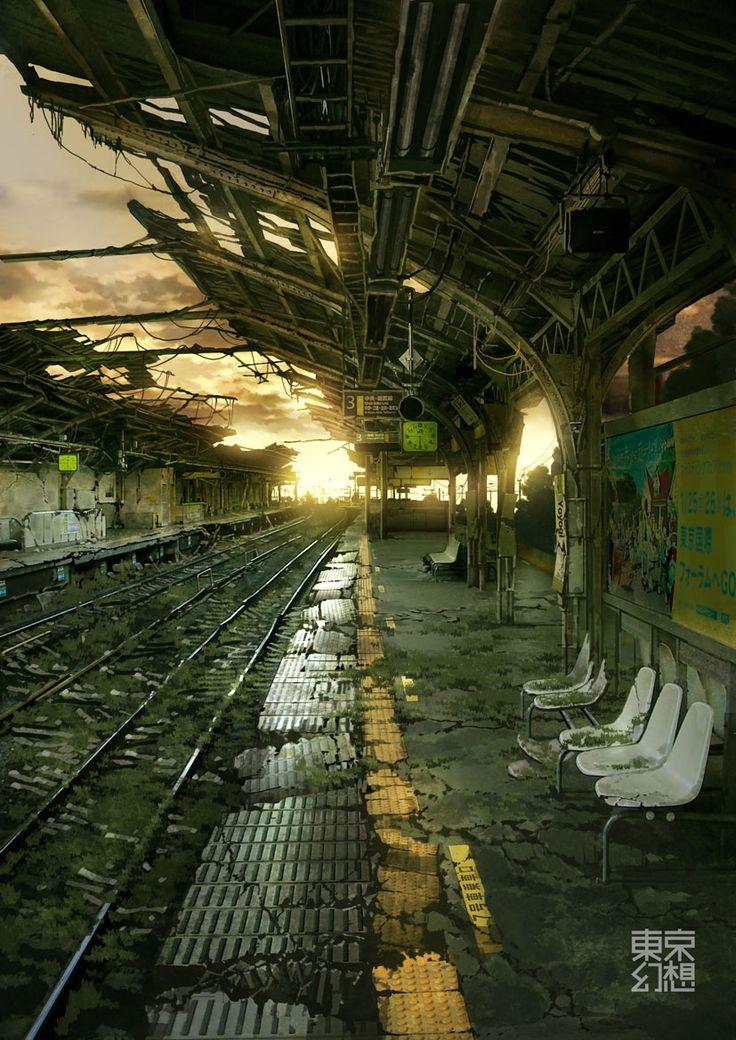 yoyogi-station