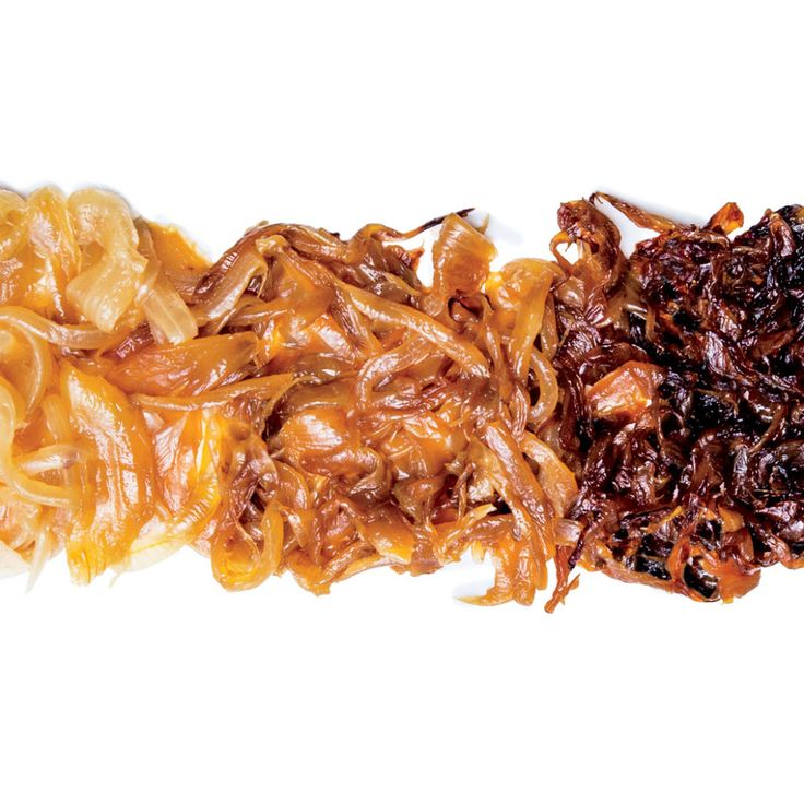 Not all caramelized onions are created equal. Here are the three types you should know, and how to use them.