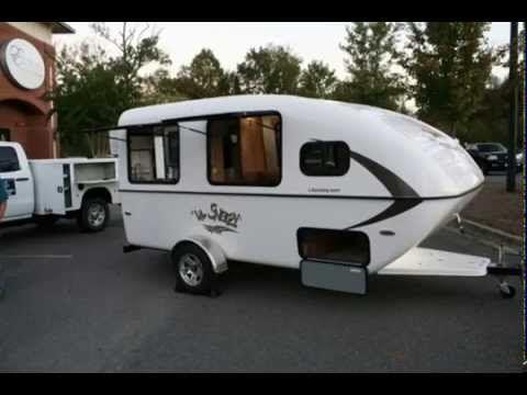 Lightweight travel trailers | best lightweight travel trailer: LIL SNOOZY - YouTube