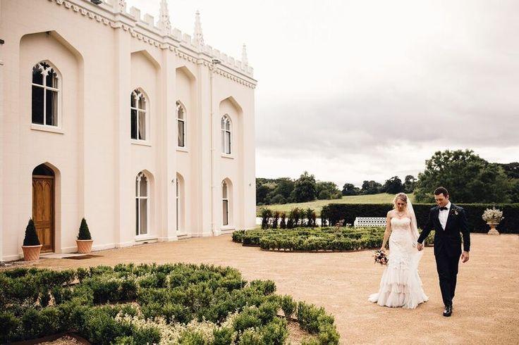 Combermere Abbey  Van Flute Wedding August 22nd 2016 Shot by Samuel Docker Photography #castlewedding #abbey