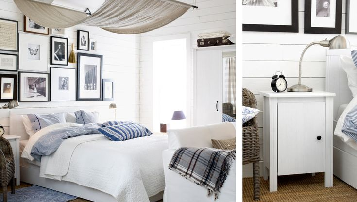 Oltre 25 fantastiche idee su camera con letto a baldacchino su pinterest luci per letti a - Ikea letto brusali ...