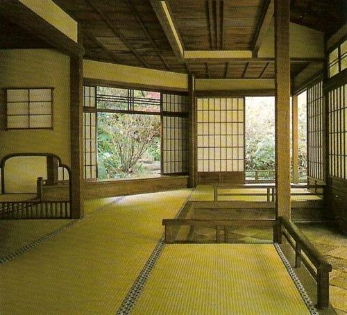 三渓園 Sankeien Garden 聴秋閣 Choshukaku - I would love to add some design ideas and materials from this. :]