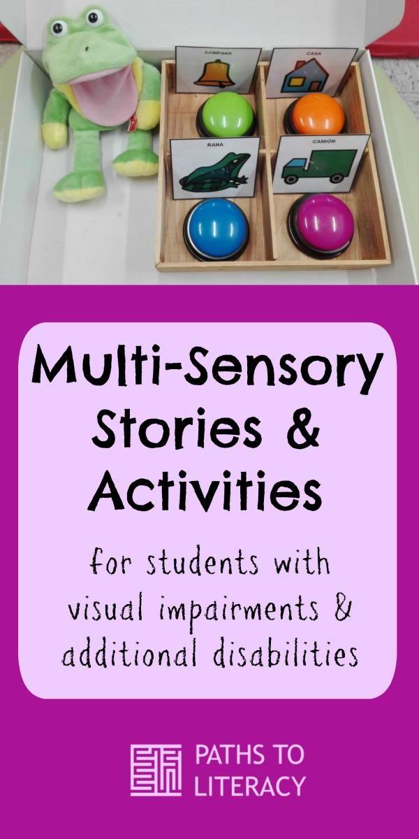 Vibrating Light - Kids Special Needs Multi Sensory Toys