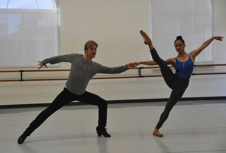 Derek Hough & Misty Copeland