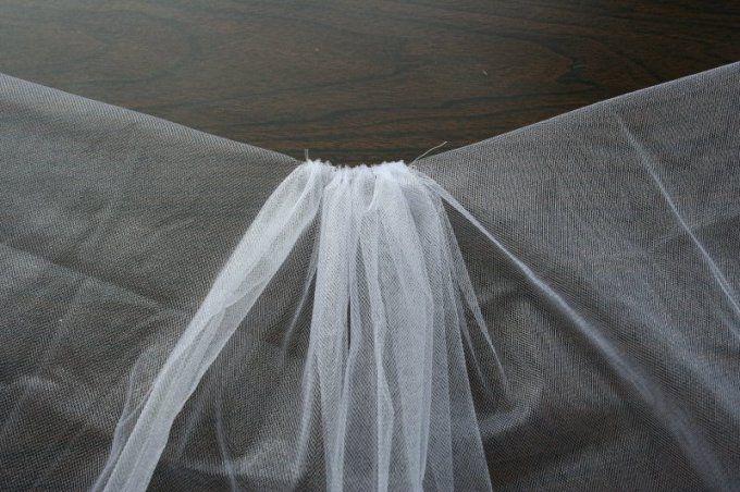 Faça você mesmo meu amor | Véu de noiva - Casando Sem Grana