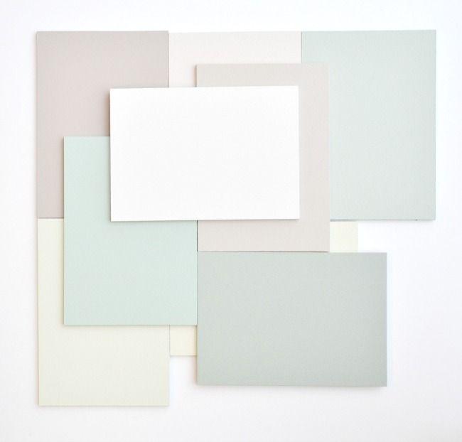 JOHANNAS INSPIRATION: Pale pastel