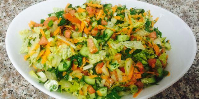 Arapska salata — Coolinarika