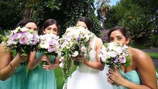 Create a perfect wedding album with the best wedding photographer of Melbourne, Rosa Photos & Video. We make sure to capture all your customs and emotions without interrupting the ceremonies. Hire us now for priceless moments. For wedding packages You can visit our site or call us on 03 9077 6905.