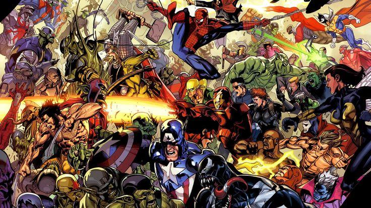 Top 10 Best Fighters in Marvel Comics