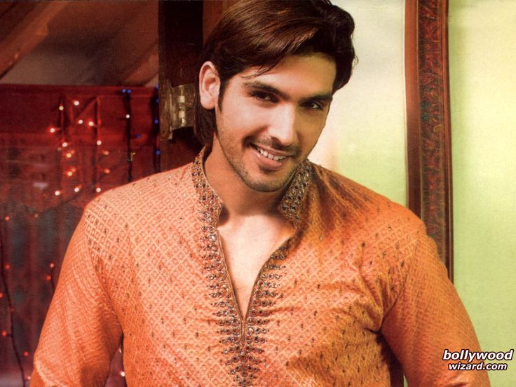 Zayed Khan. Another Kahn in the movies!
