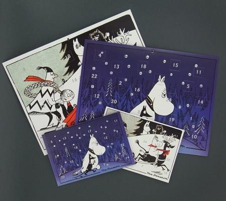 Zo leuk, die Moomin illustraties & - kaarten!