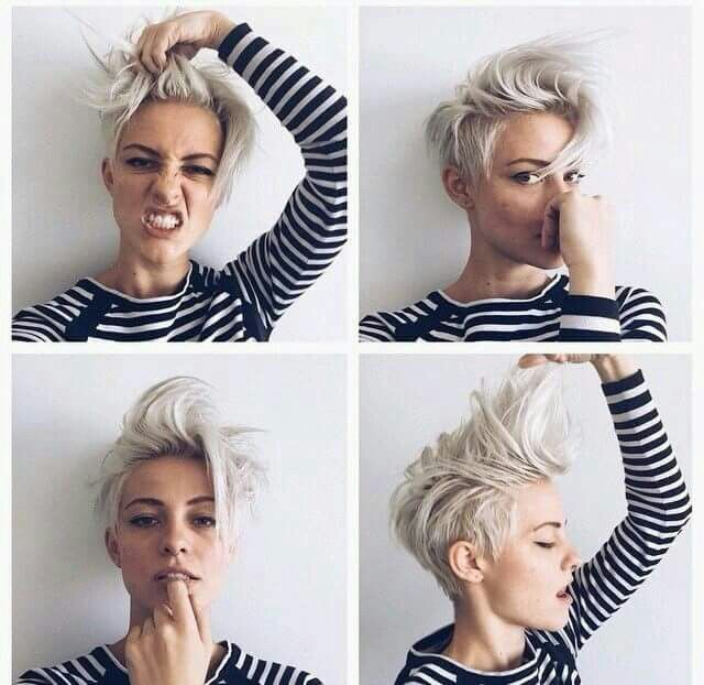 What Hairstyle Should I Get 58 Best Beautiful Hair Images On Pinterest  Hair Cut Haircut