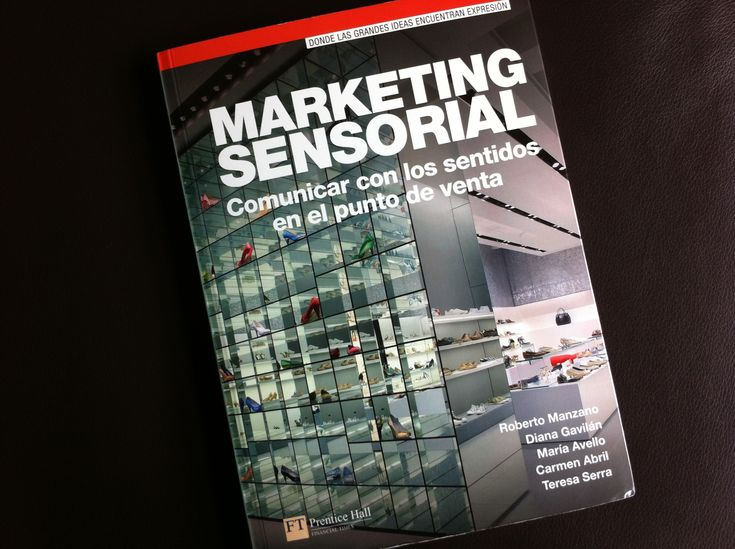 Libro recomendado: VVAA - Marketing Sensorial