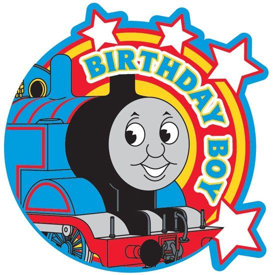 305 Best Thomas 2nd Birthday Images On Pinterest