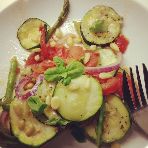 Italian food Italiaanse groentenschotel ovengerechten