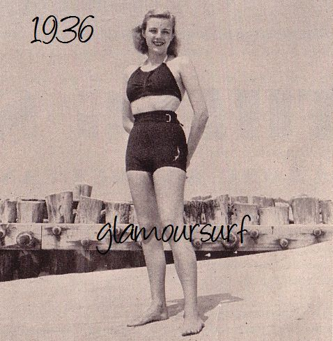 170 Best Images About Historic Bathing Suits On Pinterest