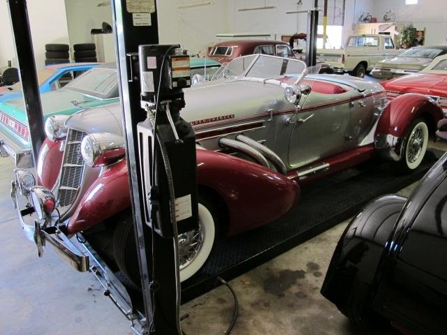 Classic Car Showroom Florida